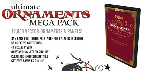 Ultimate Ornaments MEGA Pack