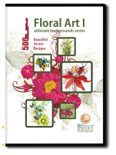 Floral Art I Backgrounds