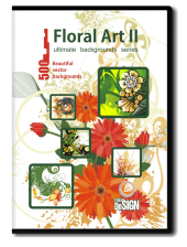 Floral Art II Backgrounds